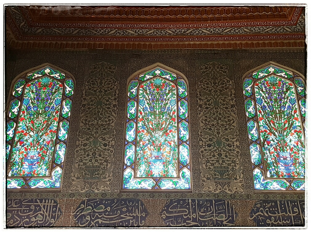stained glass in privy chamber 2