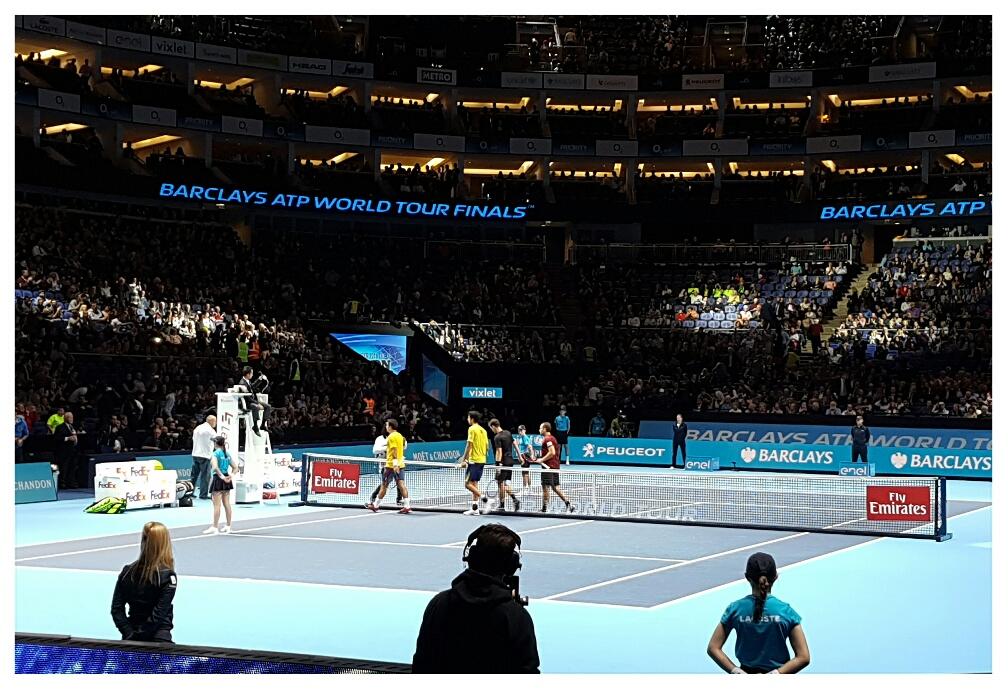 Murray and Soares finish the year as the number one doubles team